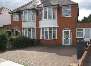 Thumbnail 3 bed property to rent in Elizabeth Road, Sutton Coldfield