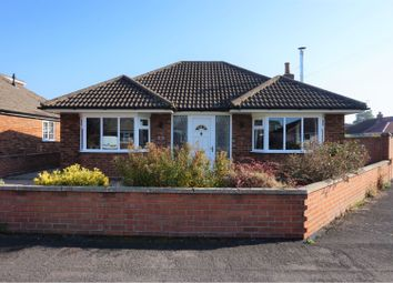 Thumbnail 2 bed detached bungalow for sale in Field House Road, Humberston, Grimsby