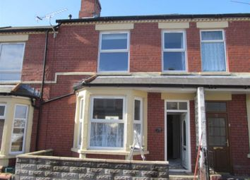 Thumbnail 2 bed terraced house to rent in George Street, Barry, Vale Of Glamorgan