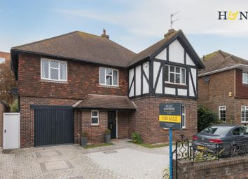 Thumbnail 5 bed detached house for sale in Vallance Gardens, Hove
