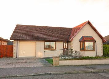 Thumbnail 3 bed detached bungalow for sale in 14 Burnbank, Buckie