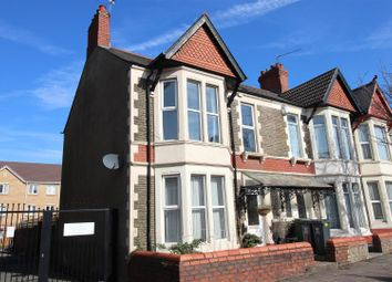 Thumbnail 4 bed property for sale in Newfoundland Road, Gabalfa, Cardiff