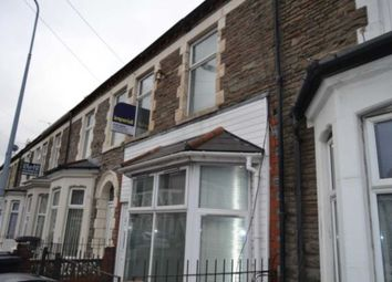 Thumbnail 3 bedroom flat to rent in Mackintosh Place, Roath, Cardiff