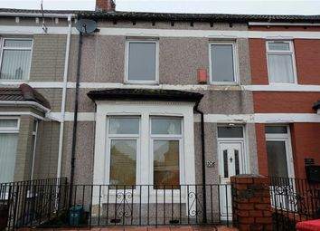 Thumbnail 3 bedroom terraced house for sale in Woodlands Road, Barry, Vale Of Glamorgan