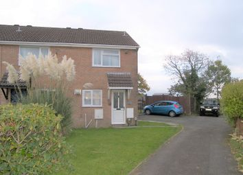 Thumbnail 2 bed end terrace house to rent in Bronwydd, Birchgrove, Swansea