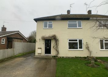 3 bed semi-detached house to rent in West Road, Tallington, Stamford, Lincolnshire PE9