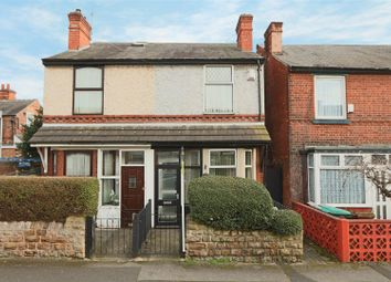 Thumbnail 2 bed semi-detached house for sale in Fox Grove, Basford, Nottingham