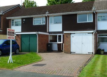 Thumbnail 3 bed town house for sale in Broadway, Finchfield, Wolverhampton