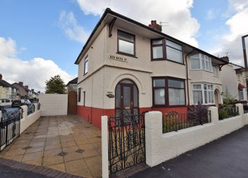 Thumbnail 3 bed semi-detached house for sale in Ben Nevis Road, Tranmere