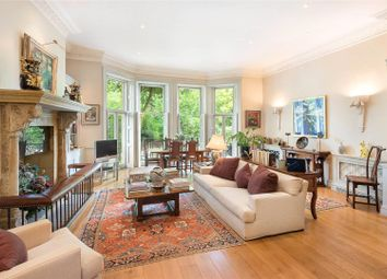 Thumbnail 2 bed flat for sale in Airlie Gardens, Kensington, London