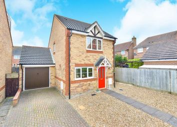 Thumbnail 3 bed detached house for sale in Thorpeness Croft, Tattenhoe, Milton Keynes, Buckinghamshire