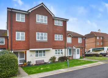 Thumbnail 2 bedroom flat for sale in Hudson Close, Eastbourne