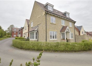 Thumbnail 4 bed detached house for sale in Armstrong Road, Stoke Orchard, Cheltenham, Glos