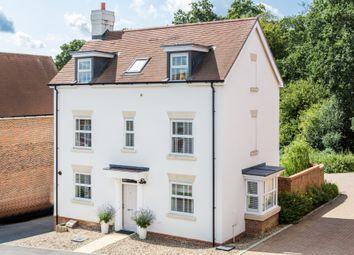 Thumbnail 4 bedroom detached house for sale in Trubwick Avenue, Haywards Heath