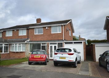 Thumbnail 3 bed semi-detached house for sale in Hilda Park, South Pelaw, Chester-Le-Street