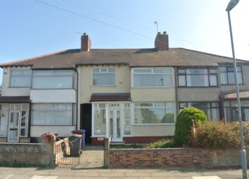 Thumbnail 3 bed town house for sale in Fairfield Avenue, Huyton, Liverpool