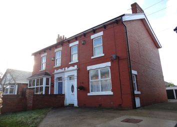 Thumbnail 4 bed semi-detached house for sale in Cromwell Road, Ribbleton, Preston