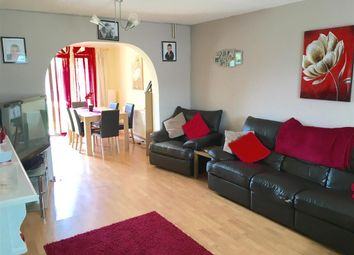Thumbnail 2 bed end terrace house for sale in Kingswood Avenue, Swindon
