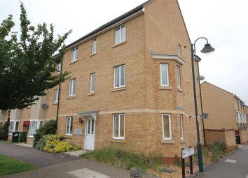 Thumbnail 2 bed flat to rent in Clayburn Road, Hampton Centre, Peterborough