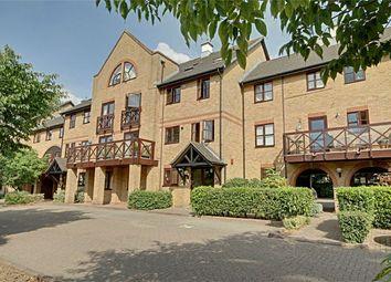 Thumbnail 3 bed flat for sale in Sheering Mill Lane, Sawbridgeworth, Herts