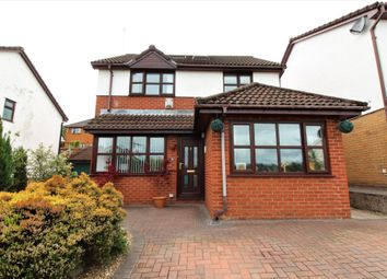 Thumbnail 4 bed detached house for sale in St. Peters Drive, Libanus Fields, Highfields, Blackwood