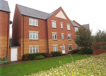 Thumbnail 2 bed flat for sale in Hedgerow Close, Greenlands, Redditch, Worcestershire