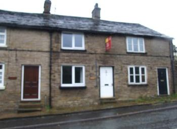 Thumbnail 2 bed terraced house to rent in Hawkins Lane, Rainow, Macclesfield
