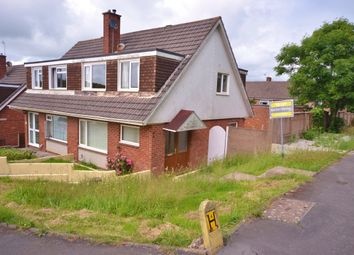 Thumbnail 3 bed property to rent in Blackstone Close, Plymstock, Plymouth