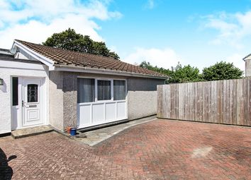Thumbnail 3 bed bungalow for sale in Meadow Close, St. Stephen, St. Austell