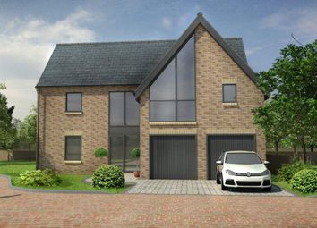 Thumbnail 4 bed detached house for sale in Plot 7, Valley View, Retford