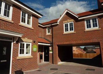 Thumbnail 1 bed flat to rent in William Brown Square, Chesterfield, Derbyshire