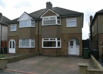Thumbnail 3 bed semi-detached house to rent in Kingswood Road, Garston
