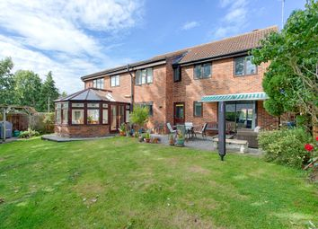 Thumbnail 5 bed detached house for sale in Furlong Way, Great Amwell, Ware