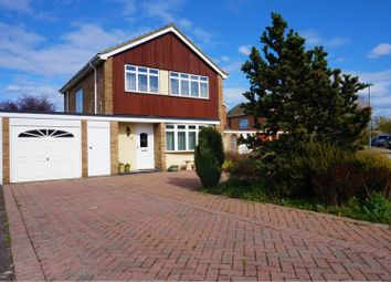 Thumbnail 3 bed link-detached house for sale in Fairbank Avenue, Orpington
