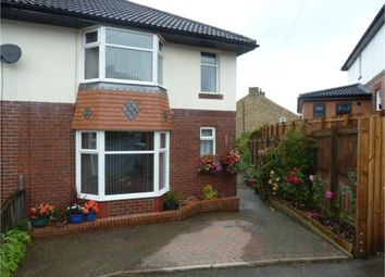 Thumbnail 2 bed semi-detached house for sale in Moorlands Crescent, Consett, Durham