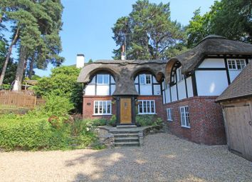 Thumbnail 5 bed detached house for sale in Bassett Row, Southampton