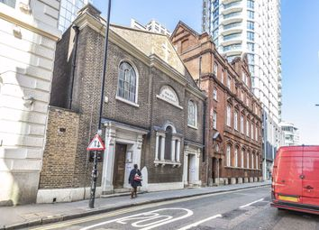 Thumbnail Studio for sale in Alie Street, London