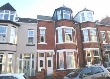 Thumbnail 4 bed maisonette for sale in Woodlands Terrace, Lawe Top, South Shields