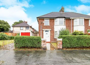 Thumbnail 3 bed semi-detached house for sale in Swinbrook Green, Liverpool