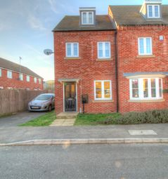 Thumbnail 3 bed end terrace house for sale in Pascal Close, Corby