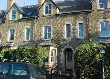 Thumbnail 6 bed terraced house to rent in Kingston Road, Oxford
