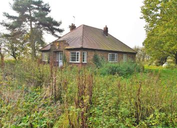 Thumbnail 4 bed detached bungalow for sale in Bawtry Road, Hatfield Woodhouse, Doncaster