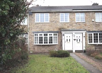 Thumbnail 3 bed terraced house to rent in Deer Park Court, Monk Fryston, Leeds