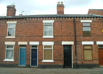 2 bed terraced house to rent in City Road, Derby DE1