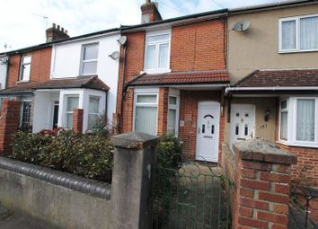 Thumbnail 2 bedroom terraced house for sale in Ludlow Road, Southampton