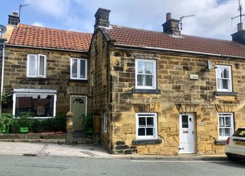 Thumbnail 4 bed terraced house for sale in Church Street, Castleton, Whitby