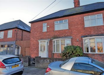 Thumbnail 3 bed semi-detached house for sale in St. Andrews Road, Aylestone