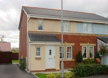 Thumbnail 3 bed semi-detached house to rent in Huntsman Lane, Carleton Grange, Carlisle