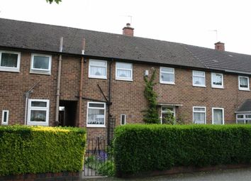 Thumbnail 3 bed town house for sale in Charnor Road, Leicester
