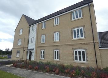 Thumbnail 2 bed flat to rent in Cole Court, Thetford